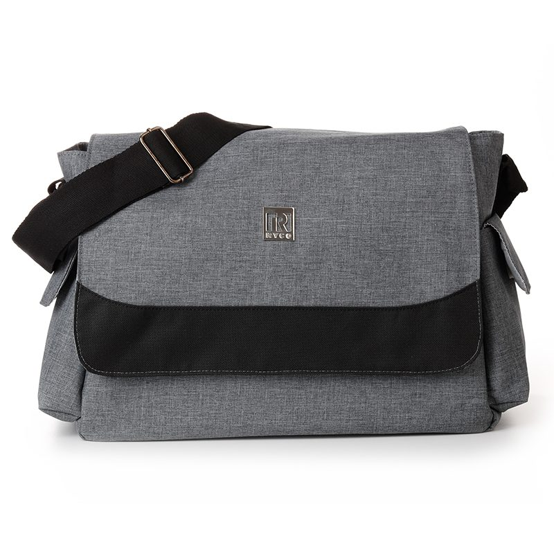 Ryco by Bambino Vogue messenger bag ash
