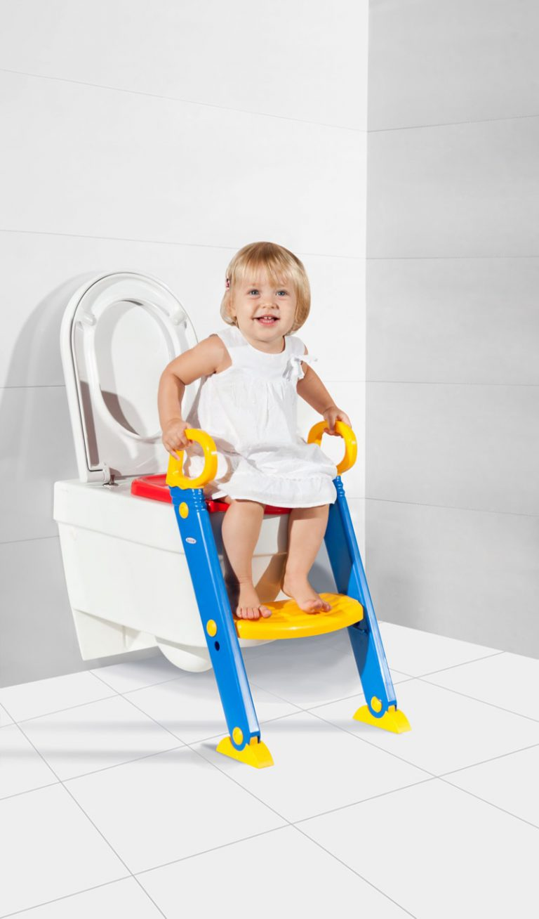 Step Toilet Trainer Helps Make Toilet Training Easy And Fun