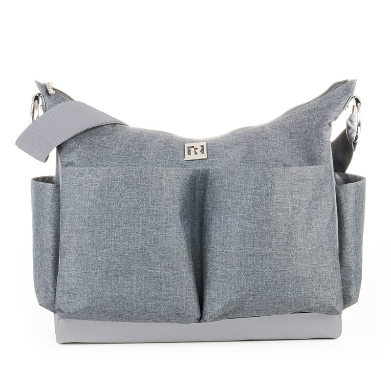 Ryco by Bambino Autumn Grey Tote Nursery Bag