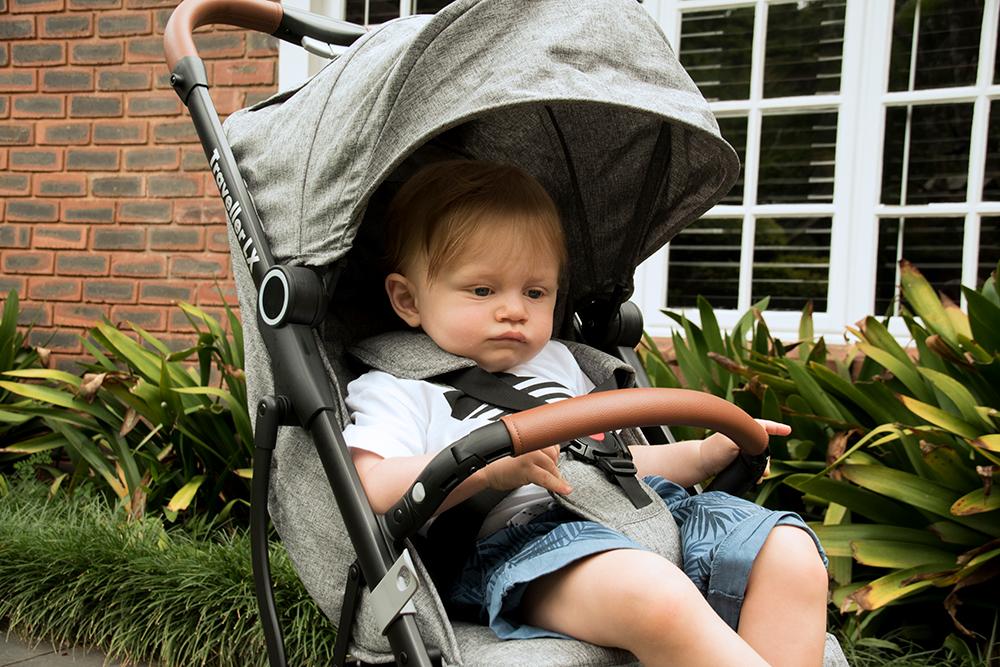 Traveller LX Stroller